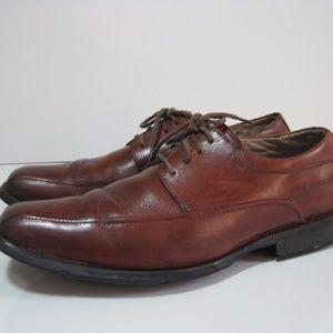 FLORSHEIM Shoes 9.5 Mens Oxfords Classic Leather